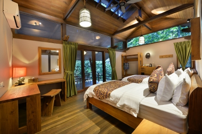 Sukau Rainforest Lodge extra 50