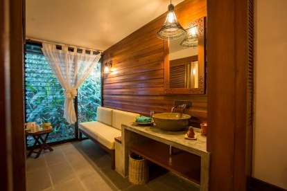 Sukau Rainforest Lodge - guestroom 1