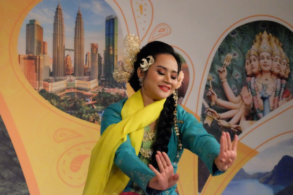 Istana Budaya dancer at ITB Berlin 2019_7